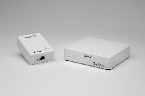 High Resolution Image of the 200 Mbps Powerline Ethernet Kit