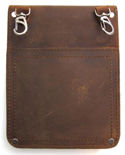 saddleback leather company pouch review  u2013 the gadgeteer