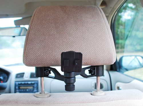 Arkon Rear Seat Headrest Mount and Custom Fit Protective ...