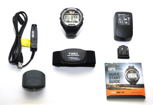 Driver for Timex IRONMAN Global Trainer GPS