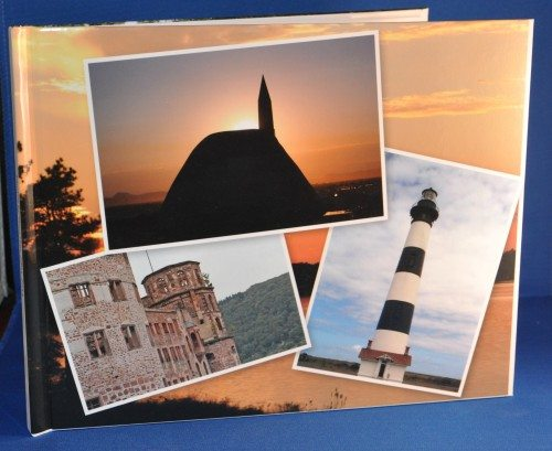 A Mixbook collects your photos and lets you share them with others.