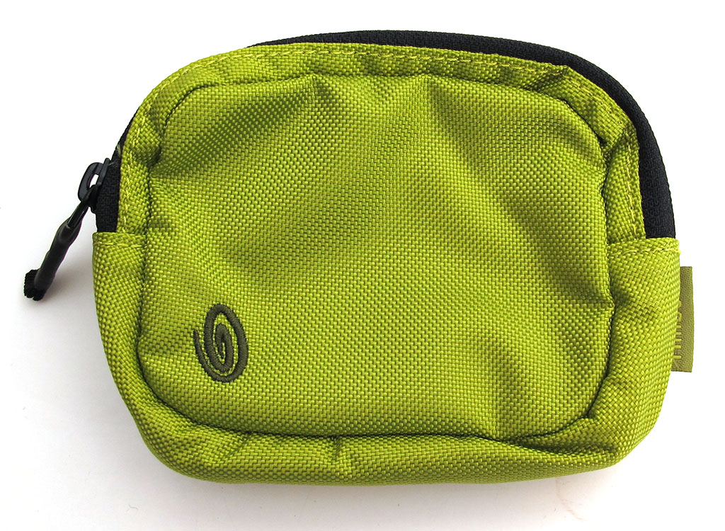 The Dimebag Is A Small Zippered Ballistic Nylon Pouch