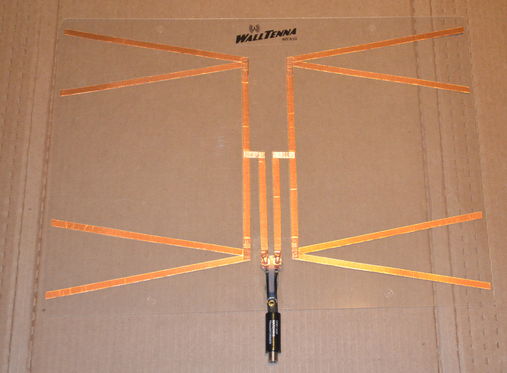 Walltenna Indoor Omni Directional Antenna Review The