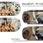Protect Your New Sony PS Vita with Decal Girl Skins