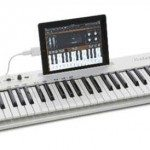Carbon 49 - A Fullsized Piano Keyboard Designed With the iPad in Mind