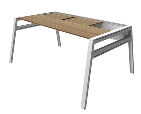 Turnstone Office Furniture Throughout When Turnstone Bivi Modular Office Furniture The Gadgeteer