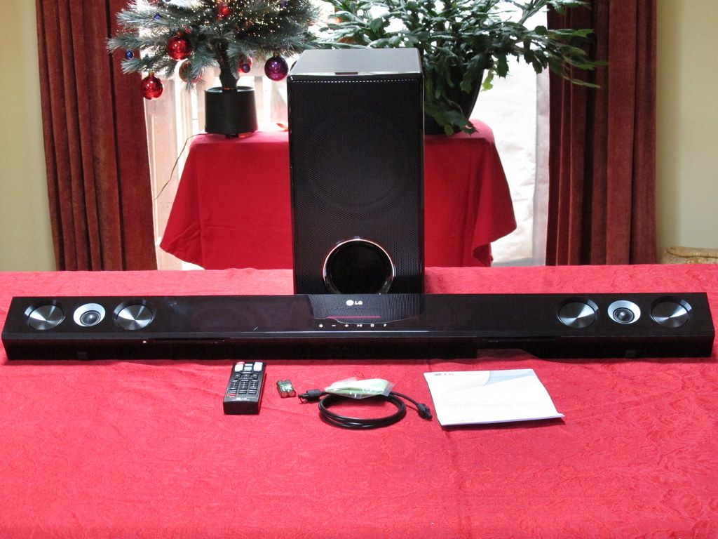Lg nb3520a sound bar with wireless subwoofer review a solid buy.