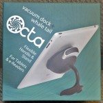 Octa TabletTail Vacuum Dock and WhaleTail Kit for tablets and eReaders review