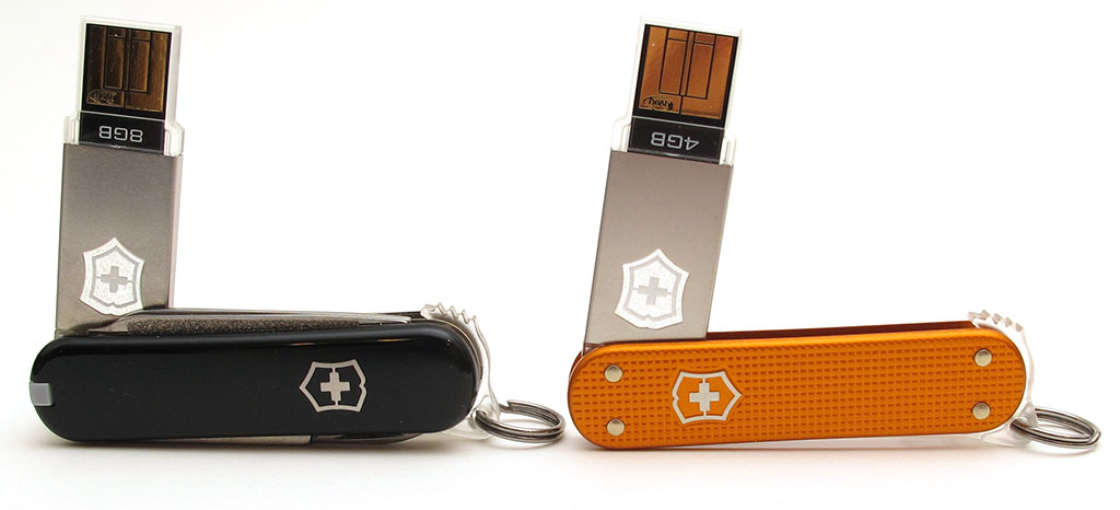 Victorinox Swiss Army Jetsetter Usb Flash Drive Review