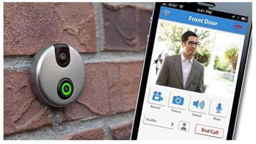 Answer your doorbell from your mobile device – The Gadgeteer