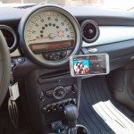 Julie's gadget diary - How I set up handsfree media control in my MINI Cooper