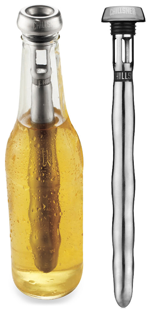The Chillsner keeps that Pilsner cold! – The Gadgeteer