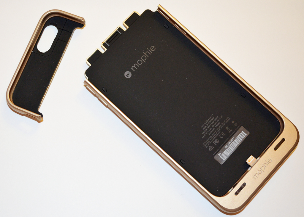 Mophie Juice Pack For Iphone 6 Plus Review The Gadgeteer