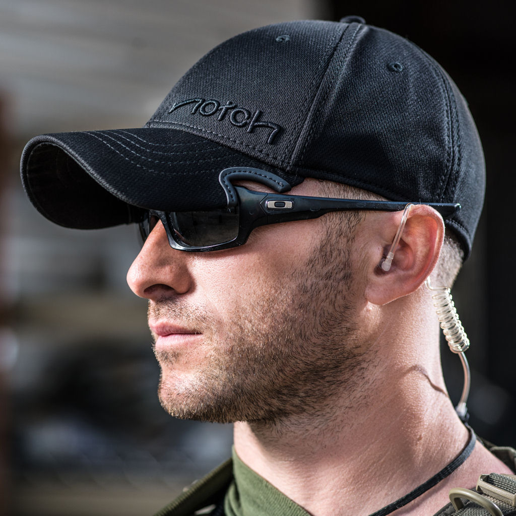 Notch gear lets you wear your hat down low with shades – The Gadgeteer b16e6b1fcb4