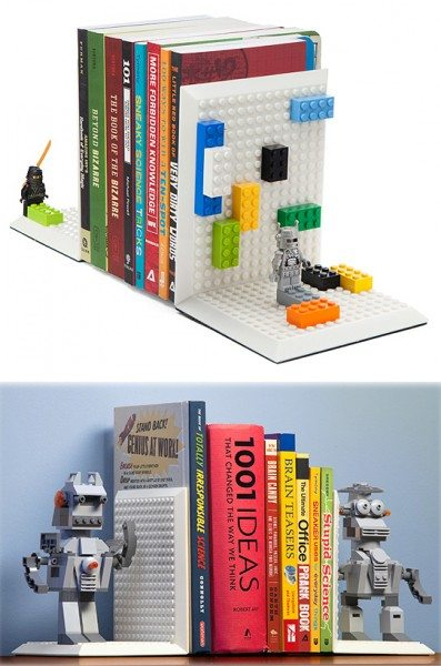 build-on-brick-bookends