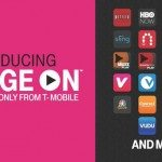 T-mobile introduces Binge On - free video streaming without using your data
