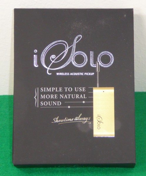 iSolo wireless acoustic pickup-2