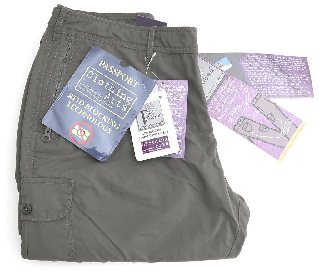 Clothing Arts P cubed Pick-Pocket Proof Travel Pants review – The ... 9806e5cb7f
