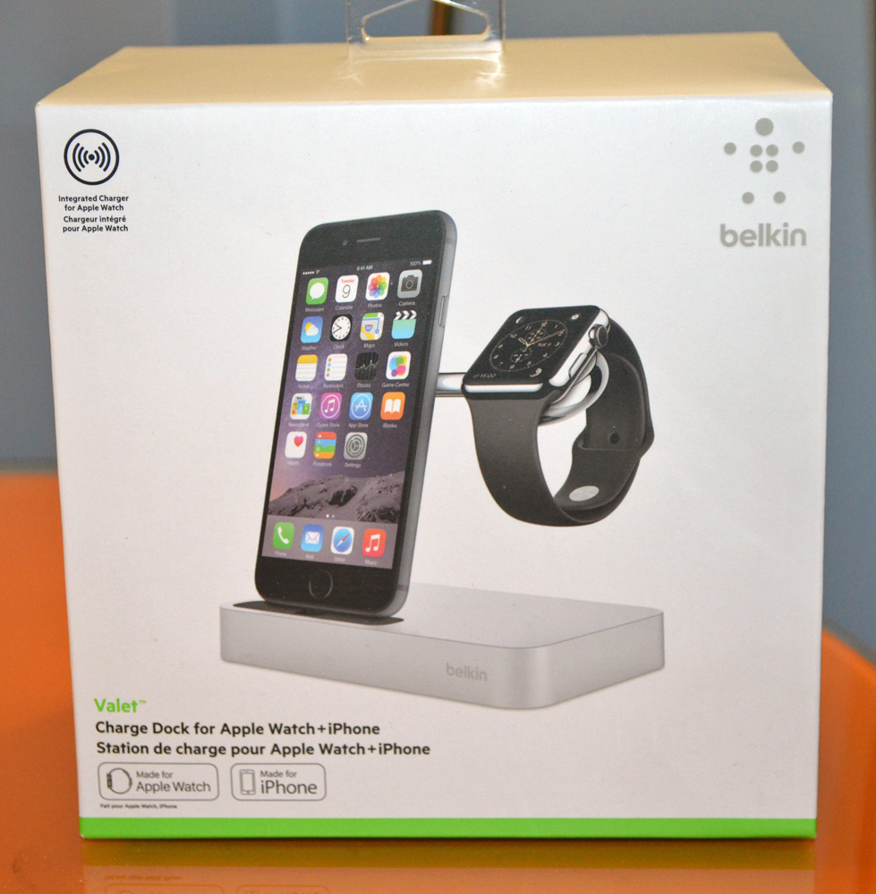 Belkin Charge Dock Iphone And Watch 1