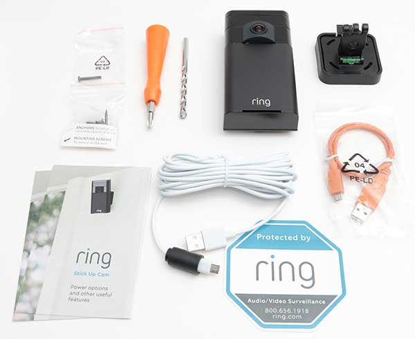 Ring Stick Up Cam Review The Gadgeteer
