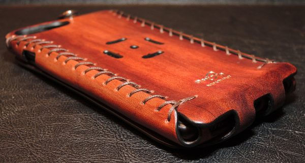 The Pantera has a form fitted design that fits the iPhone like a glove. Two  pieces of leather are stitched together by hand with premium high tensile  waxed ... 22c96d89cfa1