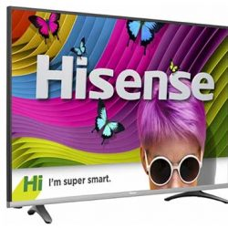 Hisense 65″ H8 series 4K smart TV review