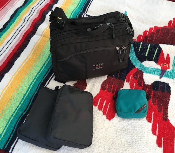 Tom Bihn Is A Legend In The Carry Community With Retion For Creating Well Designed Impeccably Constructed Bags And Accessories