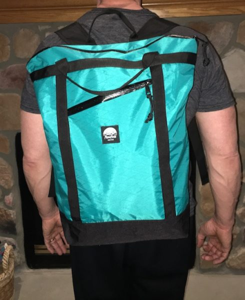 Looking for an ultralight backpack that doesn t sacrifice durability  Say  hello to the ultra light Flowfold Denizen Limited 18L Totepack. 11ab4ff7f6