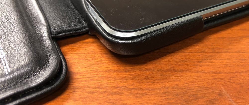 noreve ipad 10.5  Noreve leather 10.5″ iPad Pro leather case review – The Gadgeteer