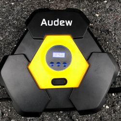 Audew 12V DC Digital Tire Inflator / Air Compressor review