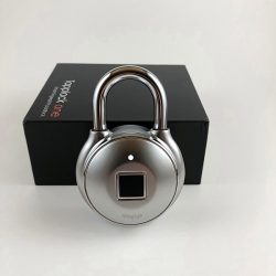 Tapplock one smart fingerprint padlock review