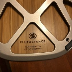 FluidStance Bamboo Level balance board review
