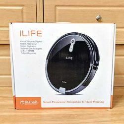 iLife A8 robotic vacuum cleaner review