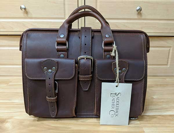 Eleven Years Ago I Reviewed The Saddleback Leather Company Briefcase It Was First Of Many Co Bag Reviews That We Ve Posted Here On