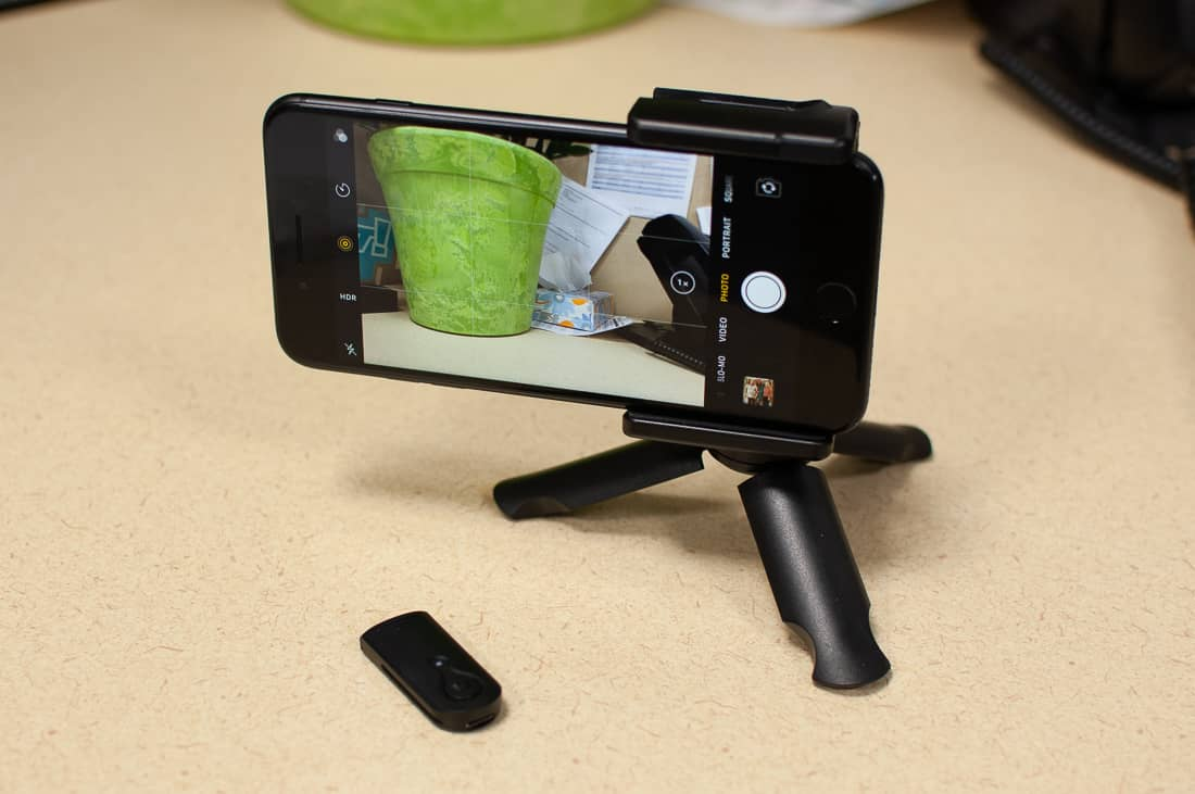 Adonit PhotoGrip Smartphone Camera Grip review