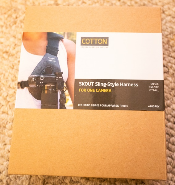Cotton Carrier Skout camera sling style harness review – SoFun