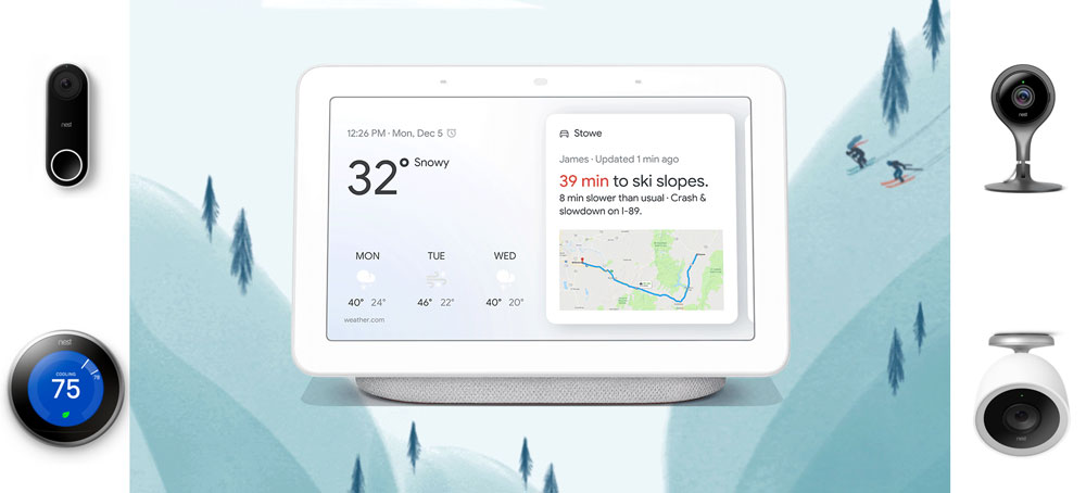Google Home and Nest are better together – and will save you $100!