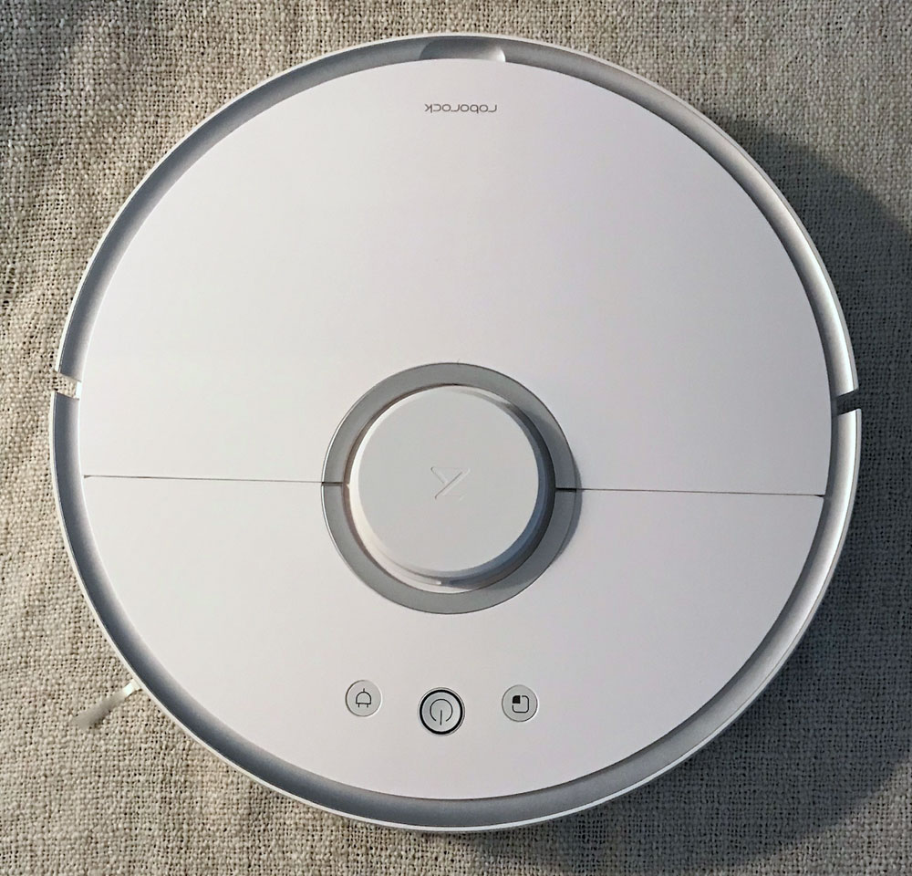 Roborock S5 Robotic Vacuum And Mop Cleaner Review The