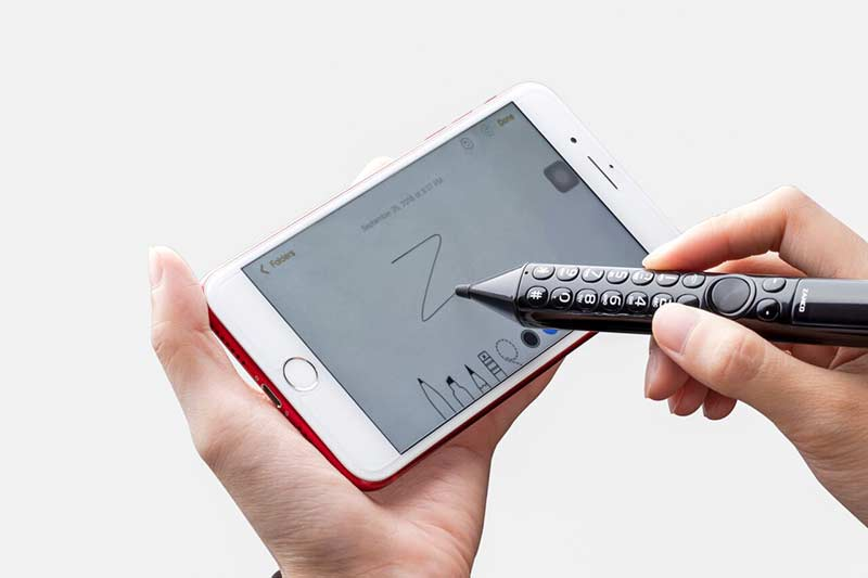 - zanco spen 3 - The Zanco S Pen can replace your phone, your camera, and your stylus – The Gadgeteer