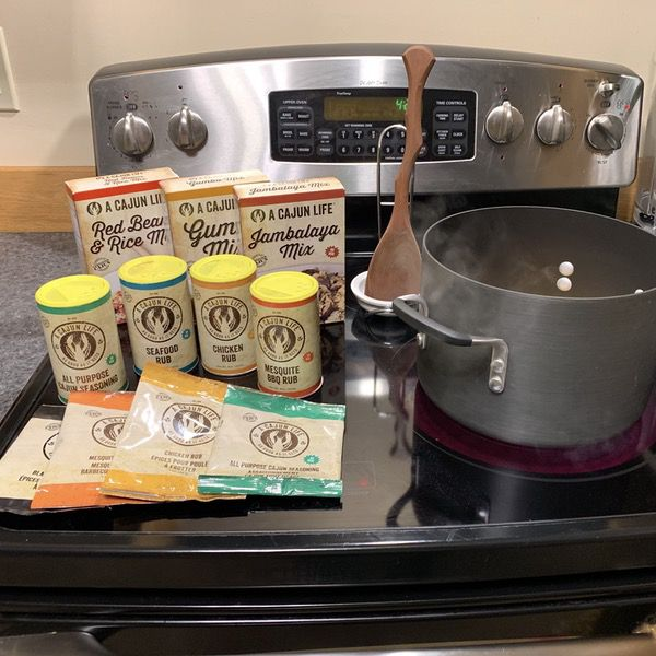 A Cajun Life Seasonings and Spices review