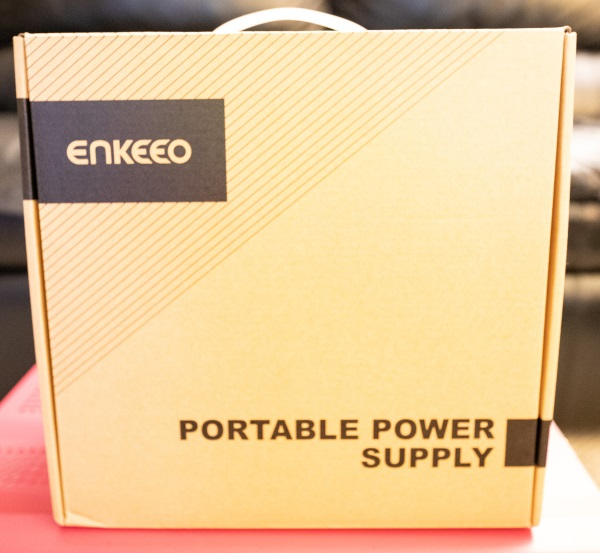 The Enkeeo Portable Power Station review