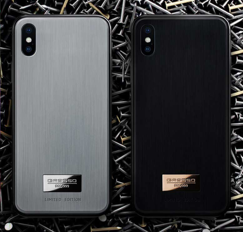 Gresso titanium iPhone cases – When liking nice things goes too far