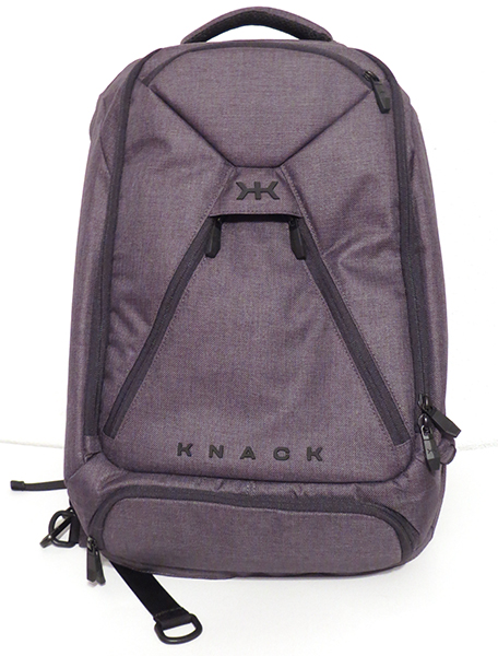 Knack Pack expandable backpack review