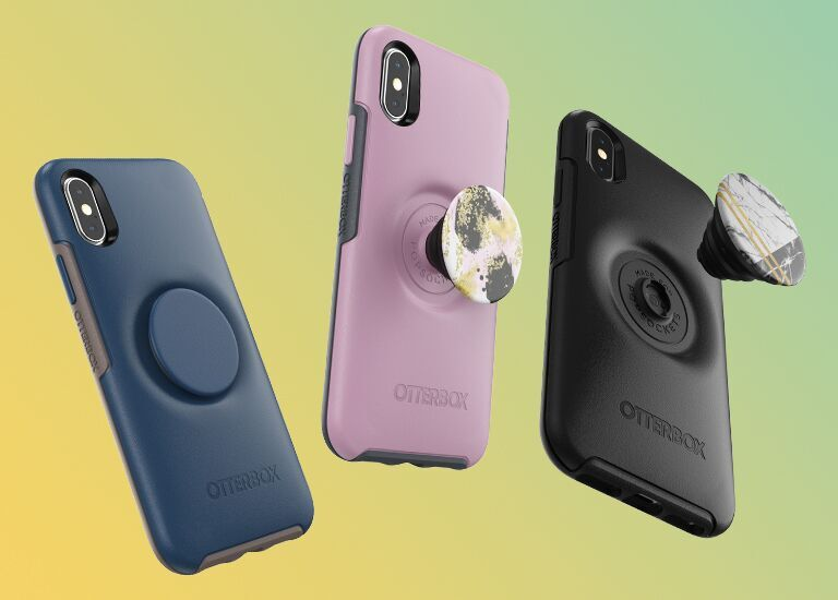 OtterBox adds some pop to their iPhone cases