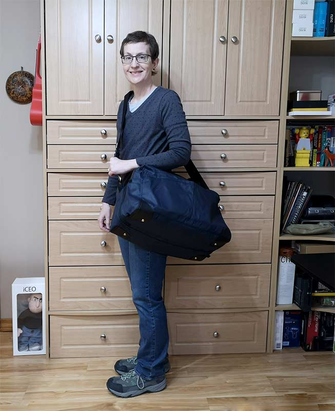 Pakt One carry-on travel bag review