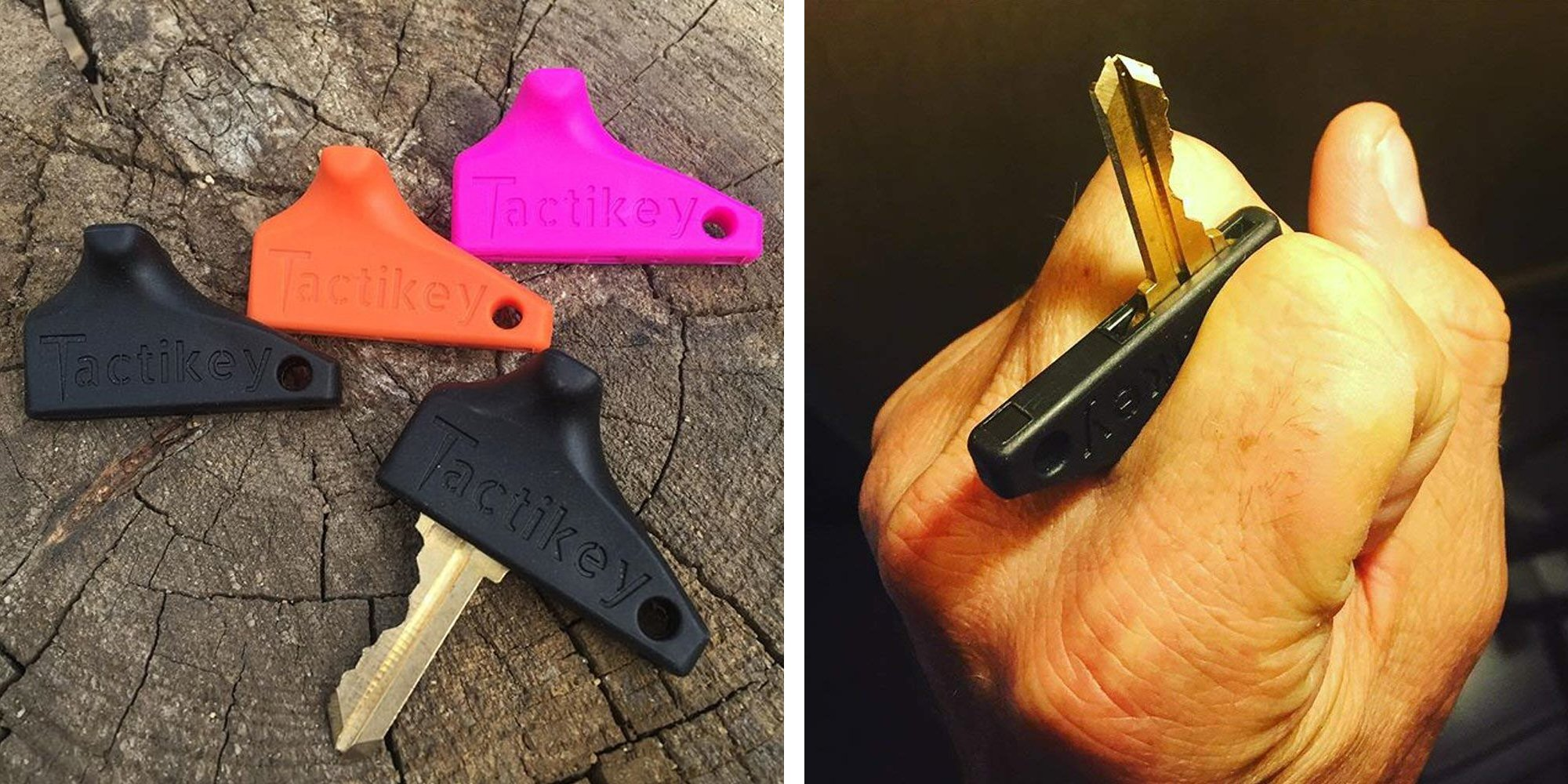 Tactikey is a close-at-hand self-defense device – The Gadgeteer