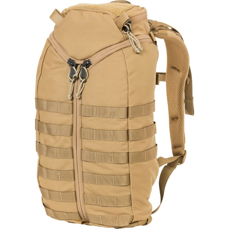 Exterior view of Mystery Ranch ASAP backpack