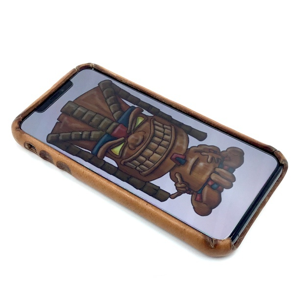 cheap for discount 8f0af f4027 Saddleback Leather Boot Leather iPhone Case review – SoFun