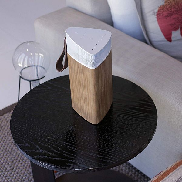 The Fluance Fi20 portable wireless speaker immerses you in 360-degrees of sound – The Gadgeteer