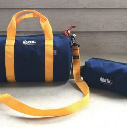 31e4add98d15 North St. Bags Scout 15L Duffle and Dopp Kit review